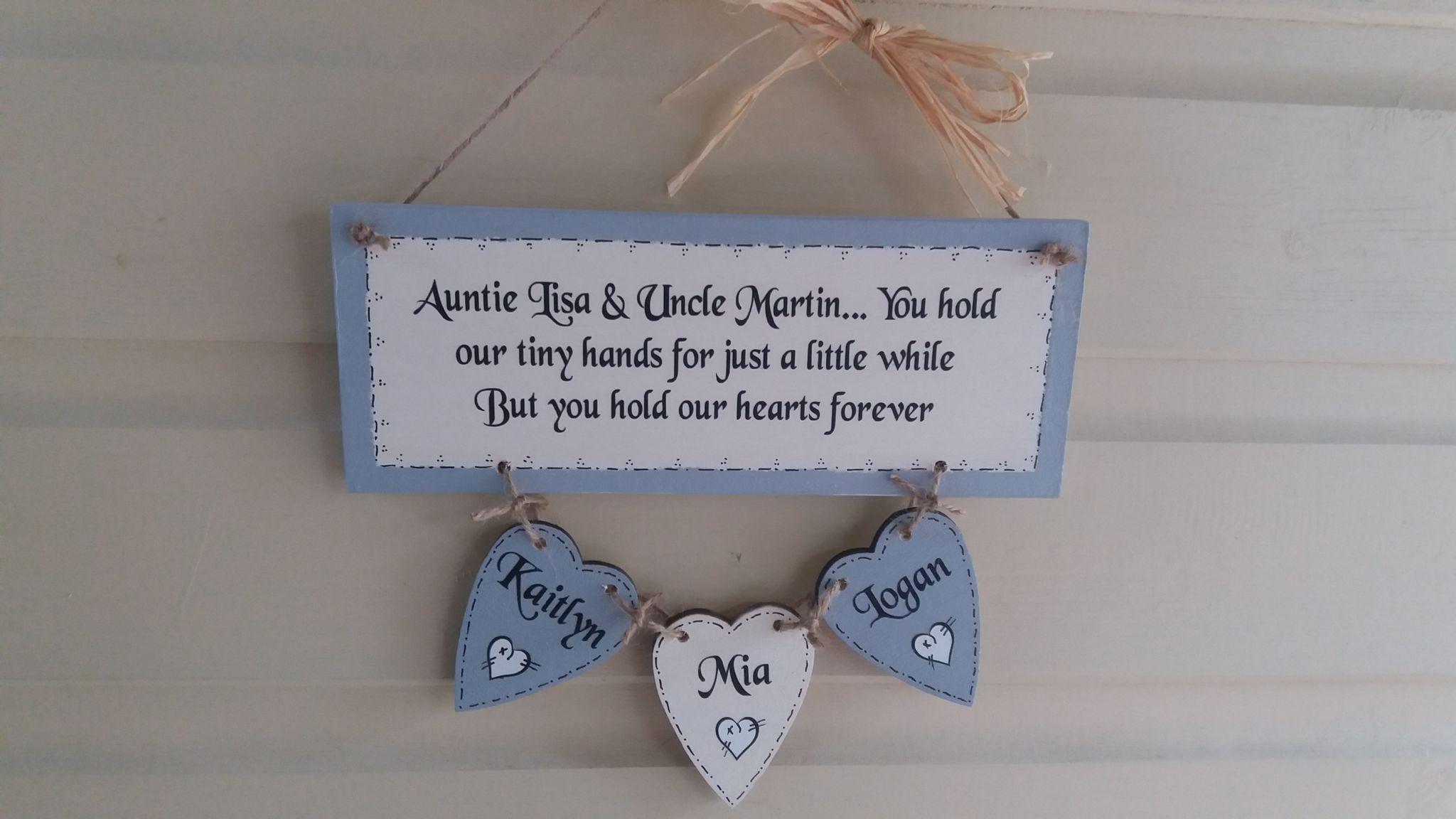 Wedding Gift For Uncle : Personalised Auntie Uncle Keepsake Gift