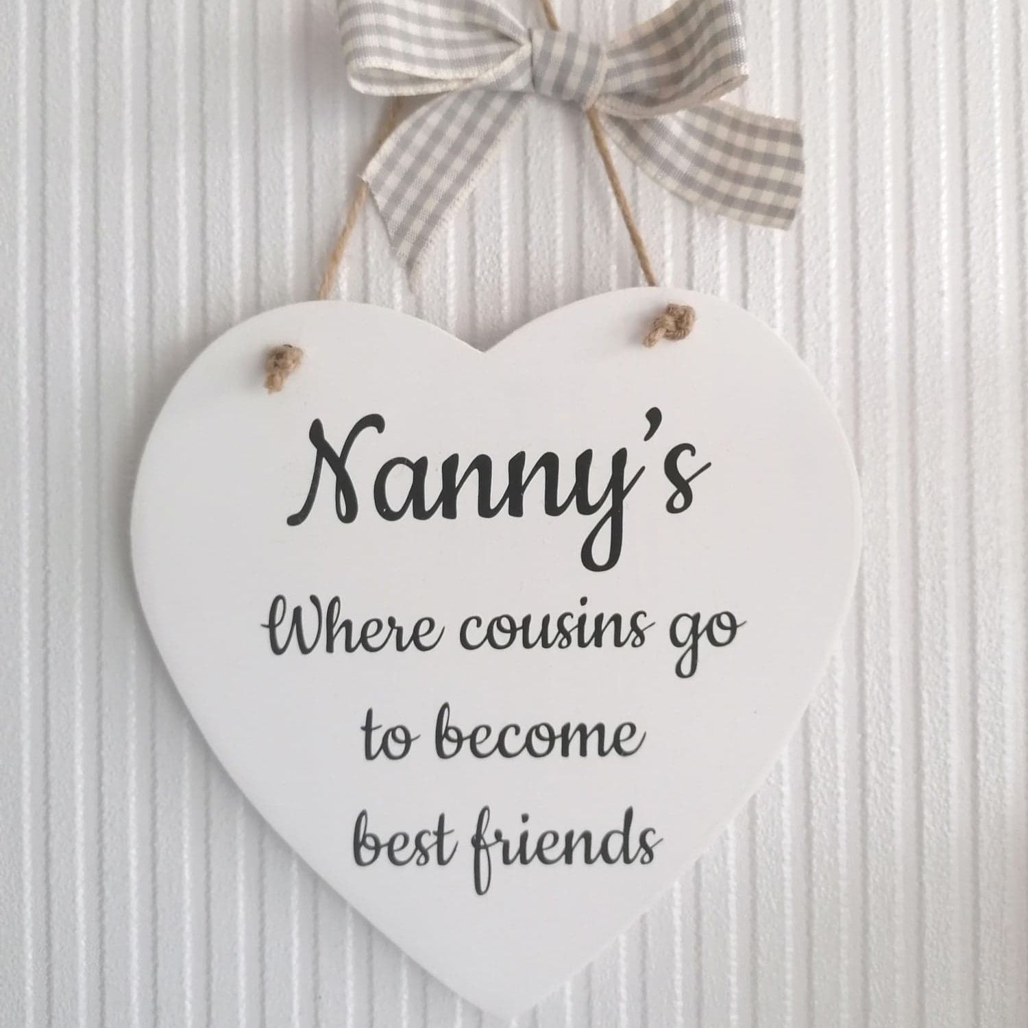 Grandparent Gift  -Where Cousins Go to Be Best Friends