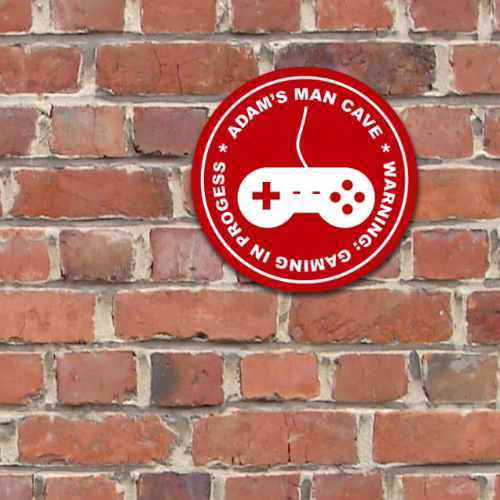 "The ""Computer Game Design"" Acrylic Personalised Plaque"